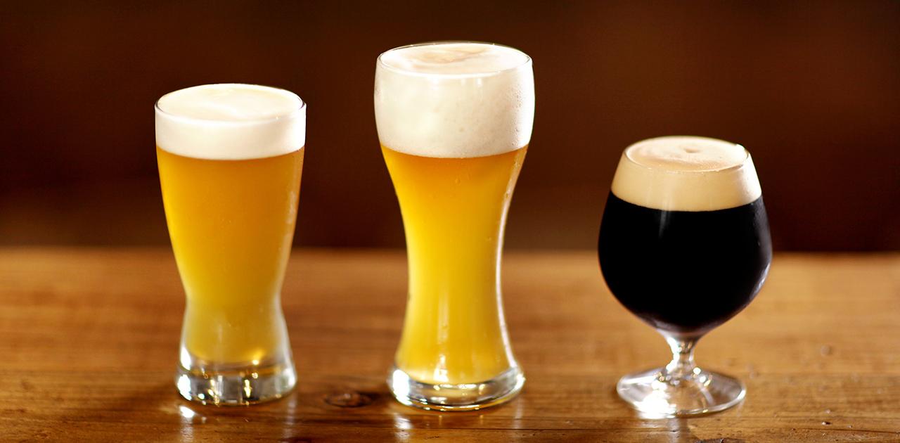 店内醸造の出来立てビール! 元大手ビール会社の醸造家が造る最高の一杯