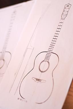 人の繋がりがつくる理想の響き。あのトップアーティストの音色も奏でる国産アコースティックギター