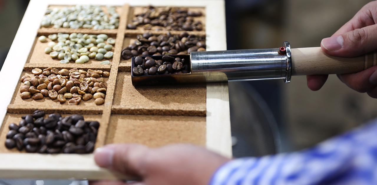 個性を焙煎。住宅街に香る下町のスペシャルティコーヒー豆専門店