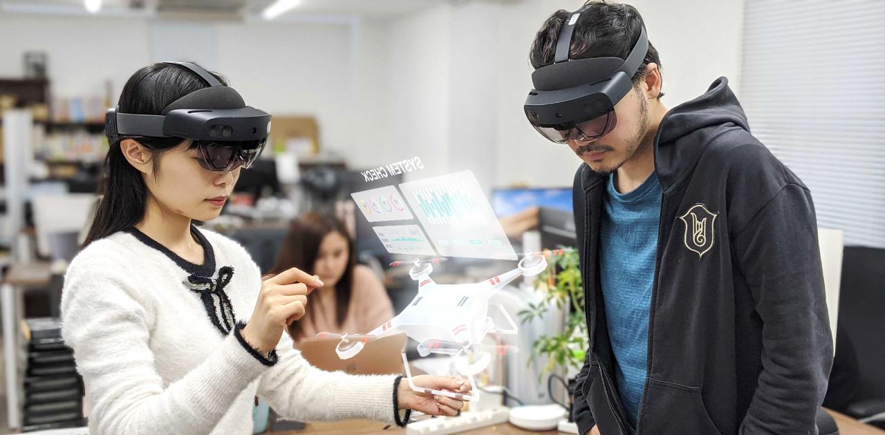 xRの夜明け テクノロジーが拡張するビジネスの近未来