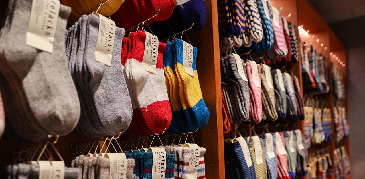 靴下に新発想。GLEN CLYDEが拓くモノづくりの活路